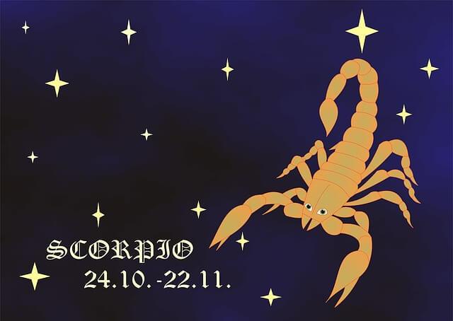 the scorpio sign